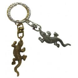 Porte-clés salamandre