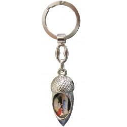 Porte clé Notre Dame de Lourdes