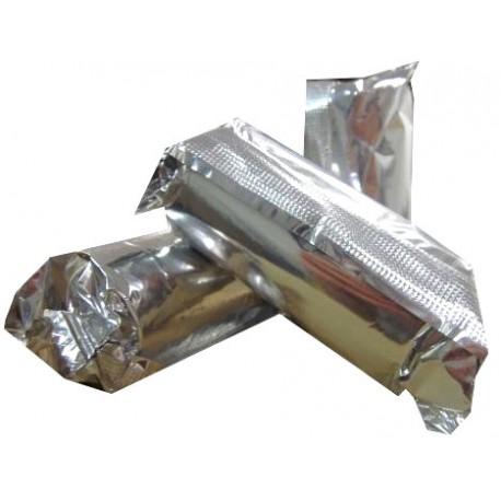 Rame de 10 pastilles de charbons ardents de 33 mm
