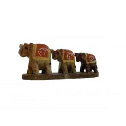 Marche des éléphants