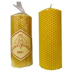 Bougie cire d'abeille