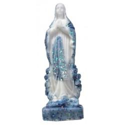 Statue baromètre Notre Dame de Lourdes