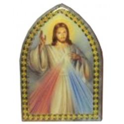 Magnet couleur Jésus Miséricordieux