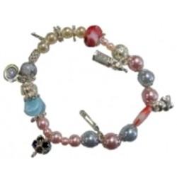 Bracelet perles enfant