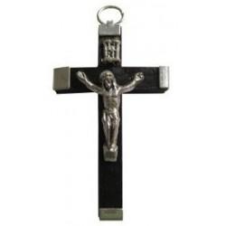Croix sertie pendentif