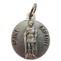 Médaille ronde Saint Expédit
