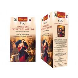 """encens Marie qui Défait les Noeuds """"Vedic Aromatika"""""""