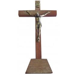 Crucifix sur socle 17