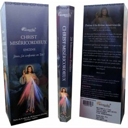 "Encens Christ Miséricordieux ""Védic Aromatika"" DISPONIBLE OCTOBRE"