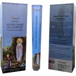"Encens Notre Dame de Lourdes ""Védic Aromatika"" DISPONIBLE OCTOBRE"