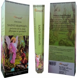 "Encens Archange Saint Raphaël ""Védic Aromatika"" DISPONIBLE OCTOBRE"