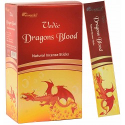 "Encens Dragons Blood ""Védic Aromatika"" 15gr"