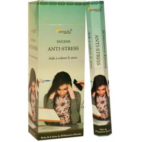 "Encens Anti-Stress ""Aromatika"" Hexa"