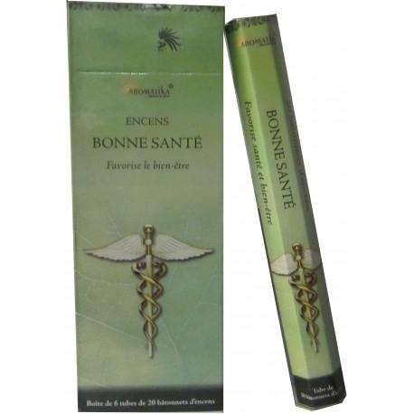 "Encens Bonne Santé ""Aromatika"" Hexa"