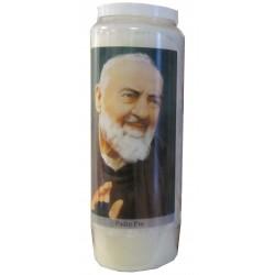 Neuvaine à Padre Pio de Pietrelcina