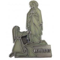 Magnet ND de Lourdes (l'Apparition)