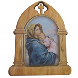 Magnet la Vierge et l'Enfant