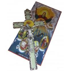 Croix  contre le mauvais oeil  19