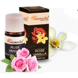 """Huile essentielle Rose Vanille """"Aromatika"""" 10 ml"""