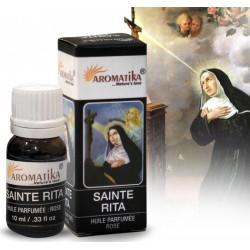 """Huile parfumée """"AROMATIKA"""" Sainte Rita"""