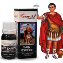 "Huile Parfumée ""AROMATIKA"" Saint Expédit"