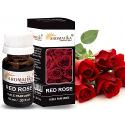 "RED ROSE (Rose Rouge) (Aroma Oil) ""Aromatika"" 10ml"