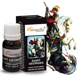"SAINT GEORGES (Aroma Oil) ""AROMATIKA"" 10 ml"