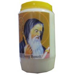 SAINT BENOIT veilleuse 3 jours