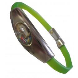 Bracelet vert NDL
