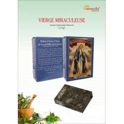 """SAVON VIERGE MIRACULEUSE """"AROMATIKA"""" 125 G"""