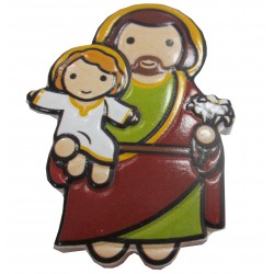 "Magnet ""Little Drop"" Saint Joseph"
