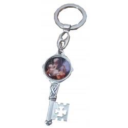 Porte-clé clé Saint Joseph