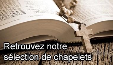 Les chapelets de Thérèse